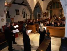 Waes Hael! Performance, York Dec 2012