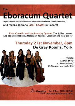 Eboracum Quartet November 2013