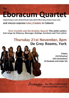 Eboracum Quartet November 2013